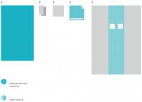 Комплект для ограничения операционного поля КБО-6 (для ангиографии)