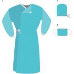 Комплекты одежды для хирургов КХ-4