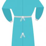Халаты для посетителей